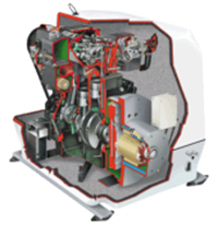 Lombardini Marine Genset Engines