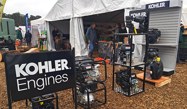 EPG Engines at Agfest 2016